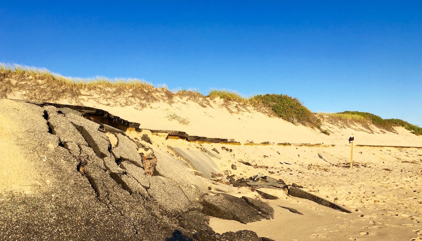 Erosion: Cape Cod Center for Sustainability