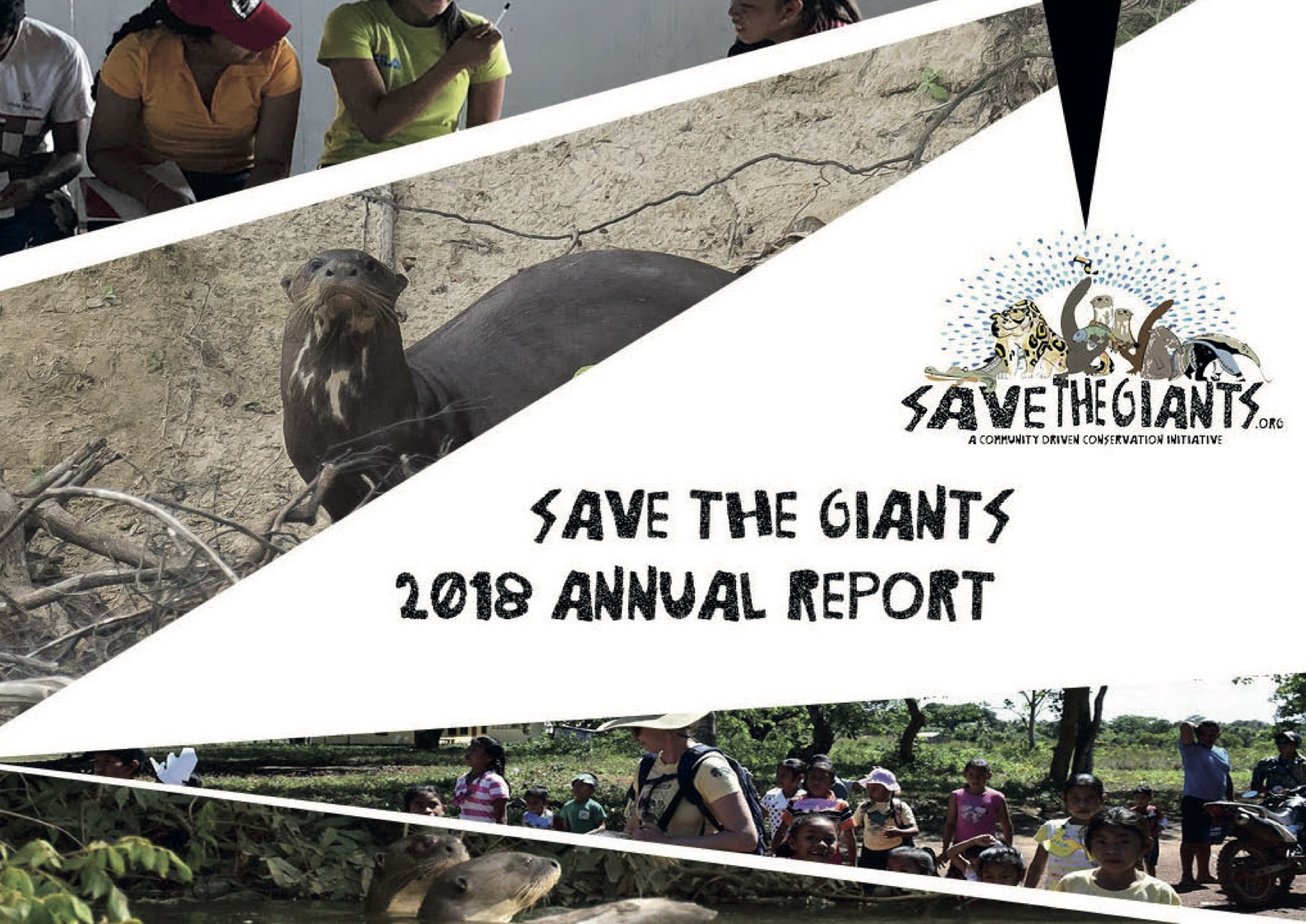Save the Giants Final Annual Report