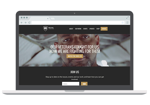 Three Wise Men Website Redesign