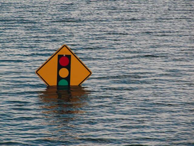 storm surge - the most dangerous part of a hurricane