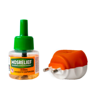 MOSQUITO VAPORIZER WITH REFILL