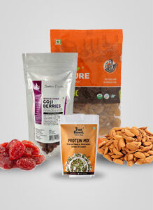 Dry Fruits, Nuts & Seeds