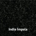 India Impala granite