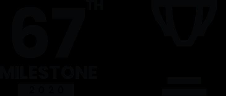 67th Milestone