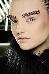 eyebrow sparkle