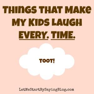 Laughing Kids by @LetMeStart