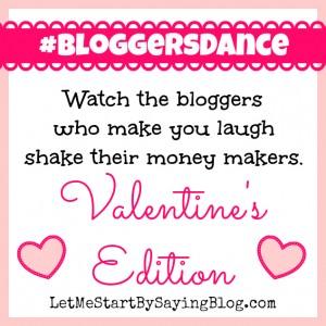 #Valentines #BloggersDance starring @LetMeStart