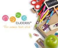 name bubbles #giveaway