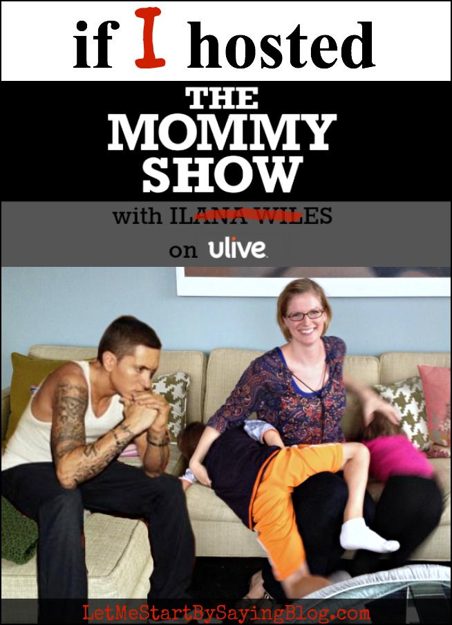 Kim and Eminem on The Mommy Show via @letmestart