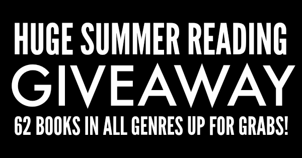 Huge Summer Reading Giveaway by @letmestart with 62 books ends 060815 | win books by New York Times Bestselling authors, new authors, and more with this book #giveaway