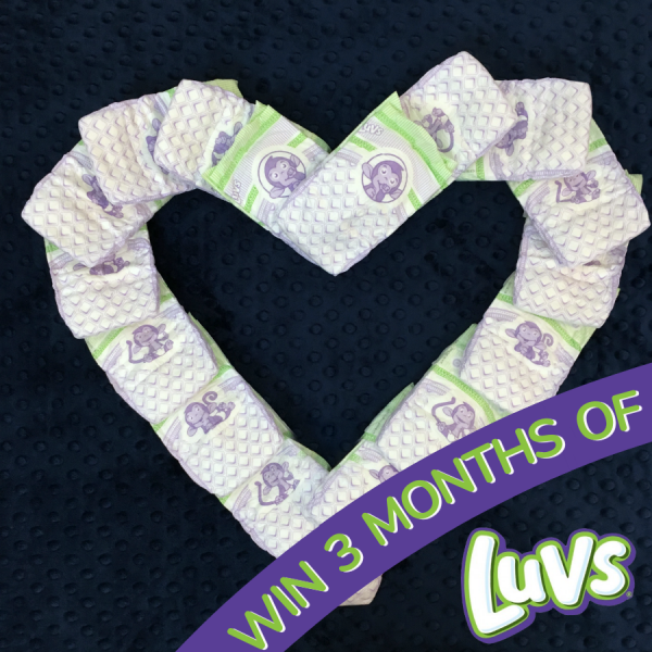 Win three months of Luvs diapers via letmestart and laugh about the difference between First Time Parents and Second Time Parents @letmestart #sponsored   LOLs for mom and family