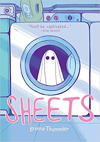 The Best Books I Read in 2019 by @letmestart including books for kids, teens, and adults featuring SHEETS