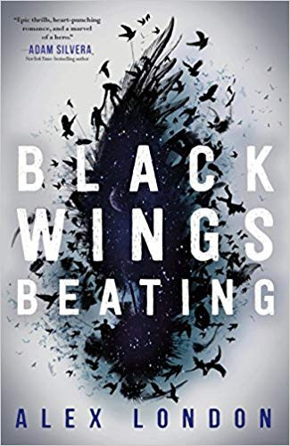 The Best Books I Read in 2019 by @letmestart including books for kids, teens, and adults featuring BLACK WINGS BEATING