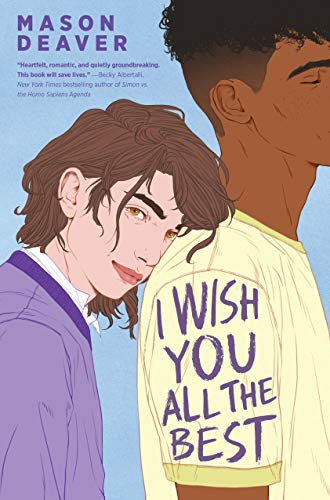The Best Books I Read in 2019 by @letmestart including books for kids, teens, and adults featuring I WISH YOU ALL THE BEST