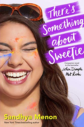 The Best Books I Read in 2019 by @letmestart including books for kids, teens, and adults featuring THERE'S SOMETHING ABOUT SWEETIE