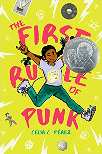 The Best Books I Read in 2019 by @letmestart including books for kids, teens, and adults featuring THE FIRST RULE OF PUNK