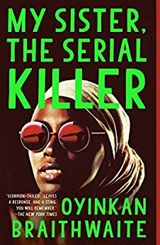The Best Books I Read in 2019 by @letmestart including books for kids, teens, and adults featuring MY SISTER THE SERIAL KILLER