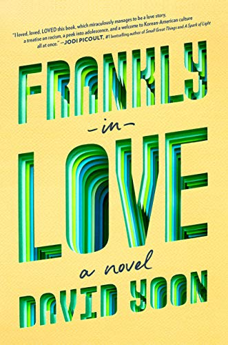 The Best Books I Read in 2019 by @letmestart including books for kids, teens, and adults featuring FRANKLY IN LOVE