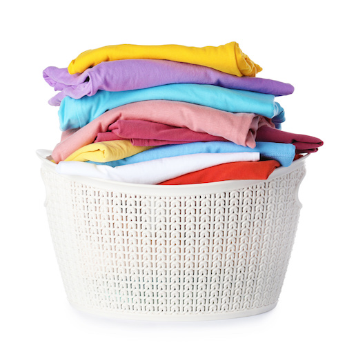 Same day drop off and wash and fold service ($1.15 per pound).