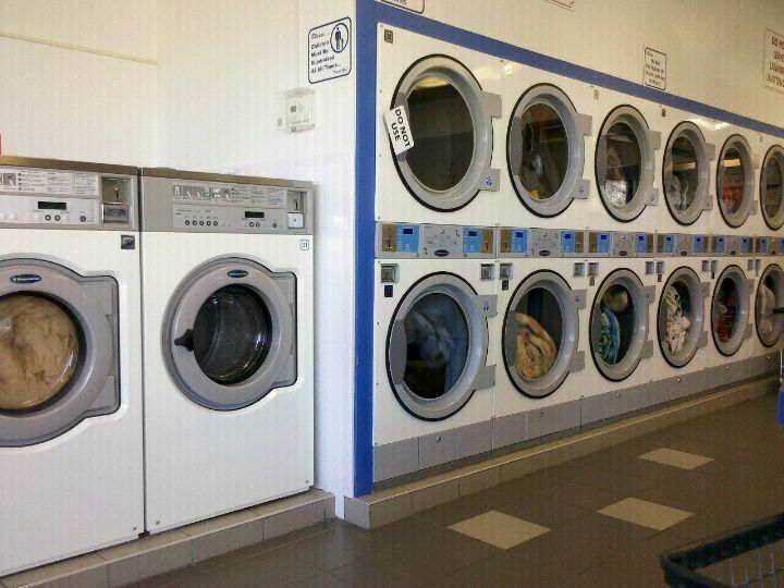 High Capacity Washers and Dryers