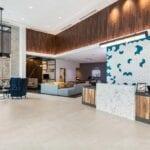 Hyatt Palce- Lobby