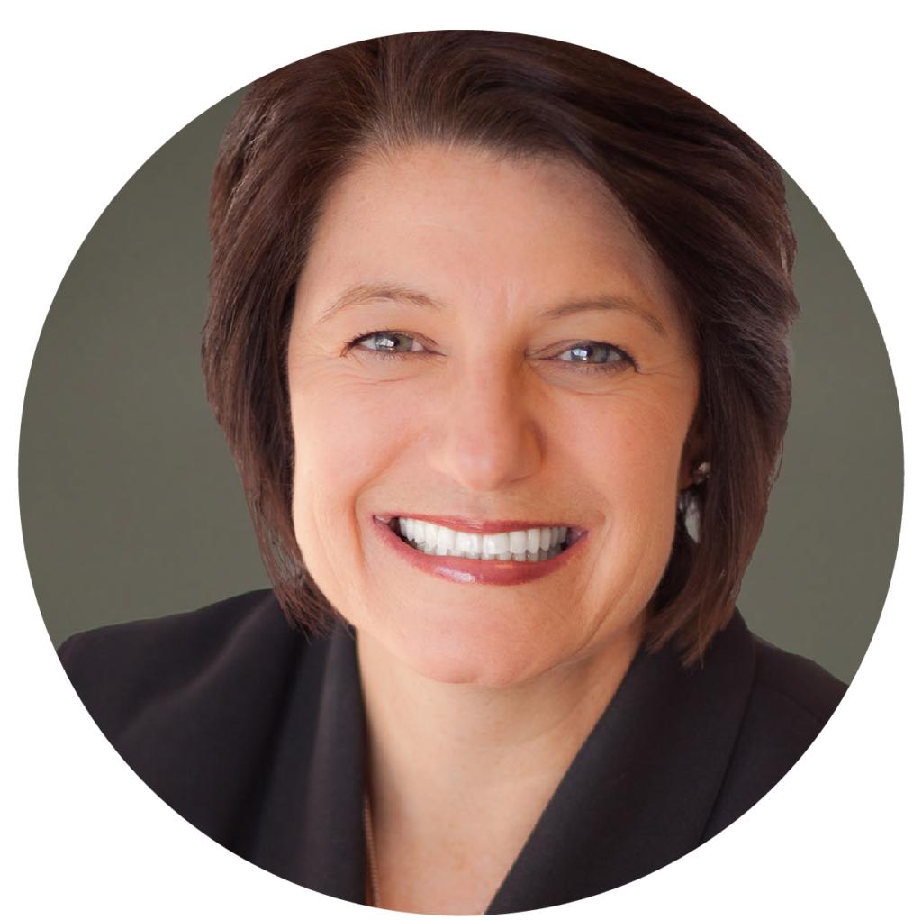Jill Schiaparelli, a featured speaker in our webinars.