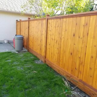 Vancouver Pre-Stained