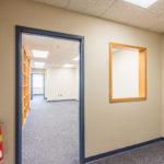 Suite 201  reception area