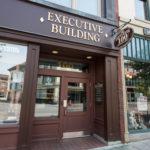 Executive Building Entrance