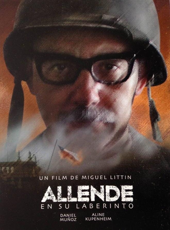 Allende in his Labyrinth @ Institute of Hispanic Culture of Houston
