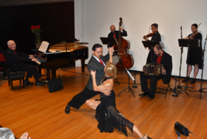 Tango Time Celebration @ University of St. Thomas (Jones Hall)