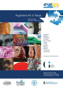 Argentine Art in Texas - Opening Gala @ Glade Cultural Center