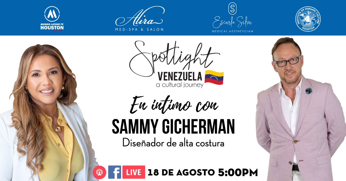 En intimo con Sammy Gicherman @ Online Event