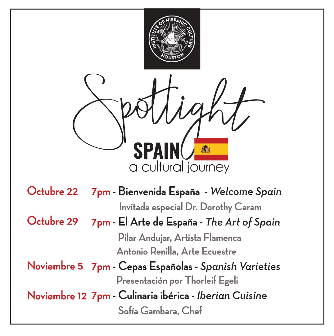 El Arte de España - The Art of Spain @ Online Event