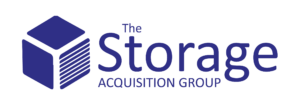 The Storage Acquisition Group logo