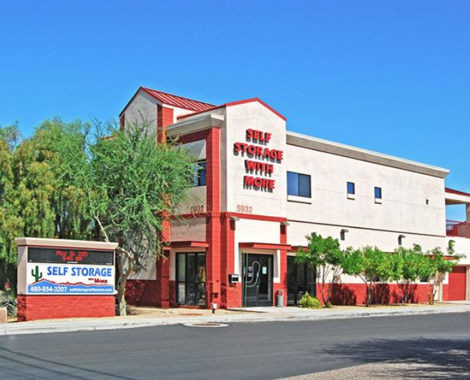 Self Storage with More Meza AZ