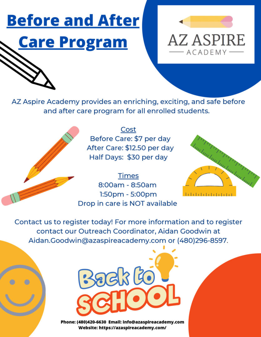 Before and After Care Program_Flyer