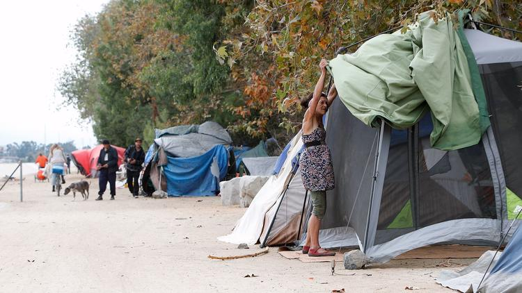 """Day of Reckoning"" for Anaheim's Homeless"