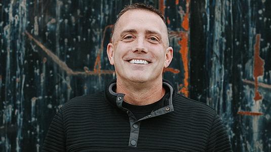 Pastor Stuart Poteet