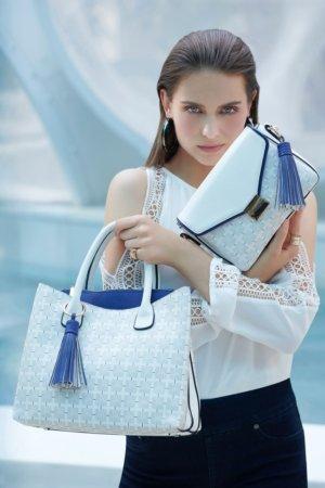 Joseph Ribkoff purses - white