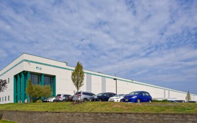 Industrial: PROLOGIS WAREHOUSES, New Jersey