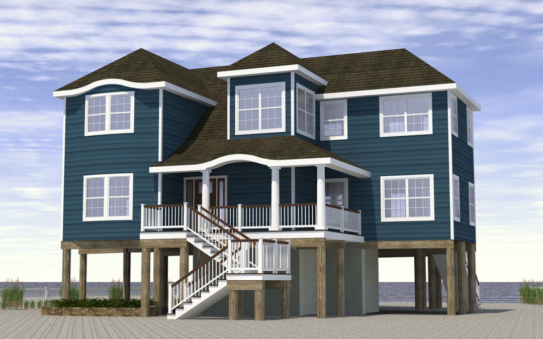 Custom Home – Beach house in Brick NJ