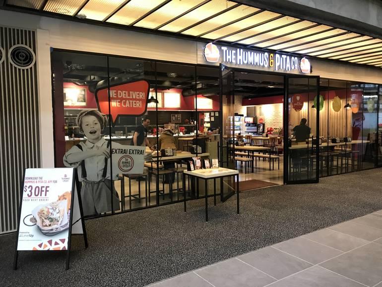 Hummus & Pita Co  Bellworks/Holmdel, NJ