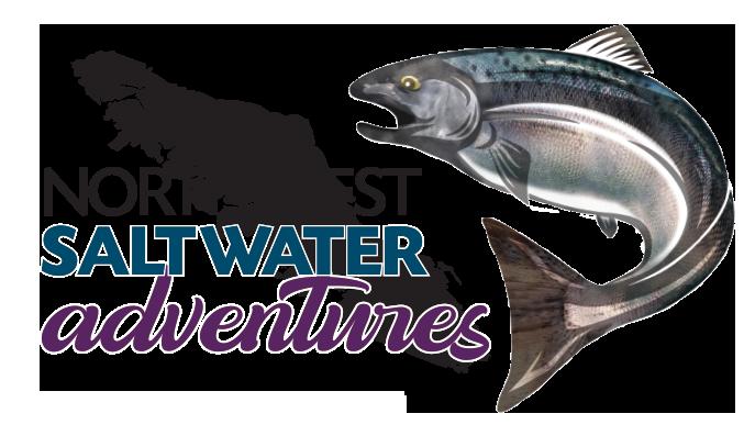 NW Saltwater Adventures logo SCREEN