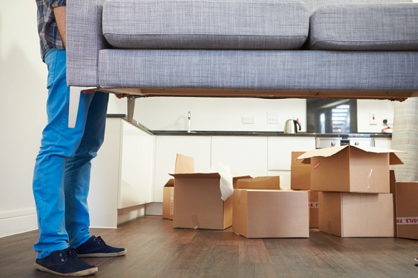 How to Downsize When Moving Into a Smaller Space