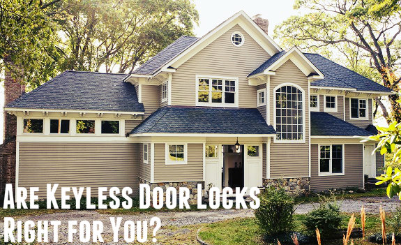 Are Keyless Door Locks Right For You-ABC Locksmith Clearwater