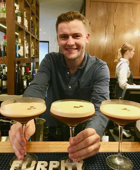 martini-barman