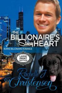 Front cover Billionaire's Stray Heart