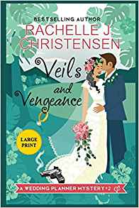 Veils and Vengeance: Large Print Edition