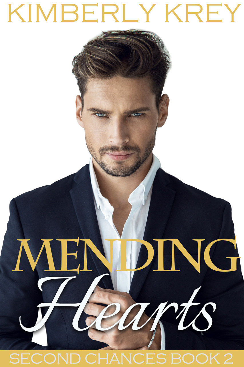NEW MENDING HEARTS COVER
